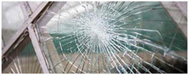 Beeston Smashed Glass
